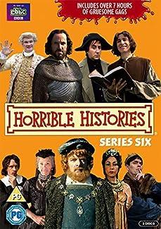 Horrible Histories - Series Six: Rotten Rulers