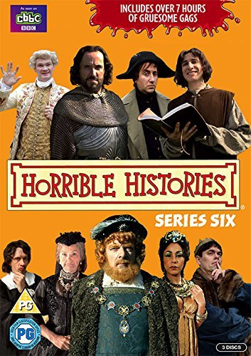 Horrible Histories - Series 6: Rotten Rulers [3 DVDs] [UK Import]