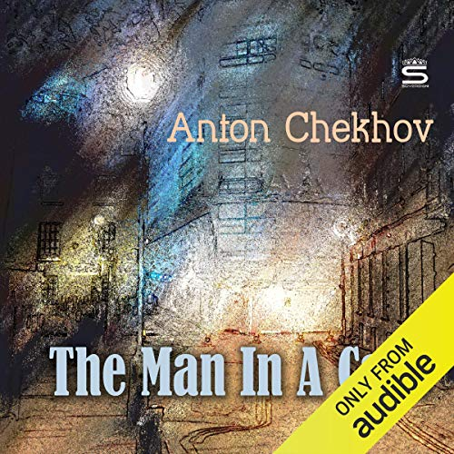 The Man in a Case audiobook cover art