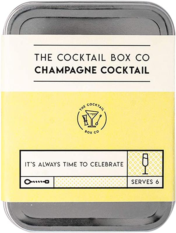 Cocktail Kit The Champagne Cocktail Makes 6 Premium Cocktails