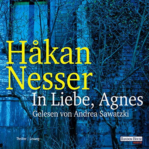 In Liebe, Agnes audiobook cover art