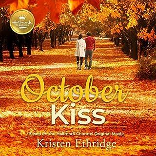 October Kiss audiobook cover art