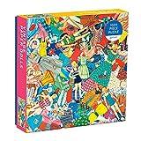 Puzzle - Vintage Paper Dolls: 1000 Piece Puzzle in a Square Box