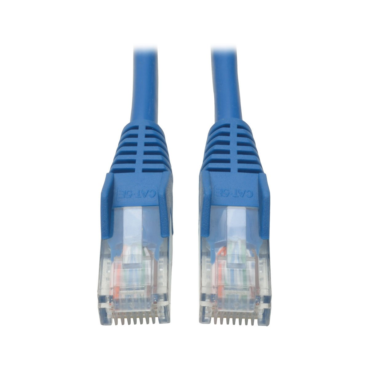 N001-007-BL//N002007BL 1 Snagless 7ft CAT-5//5E Patch Cable 7-ft; Blue