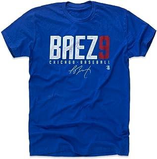 500 LEVEL Javy Baez Shirt - Chicago Baseball Men's Apparel - Javier Baez Baez9