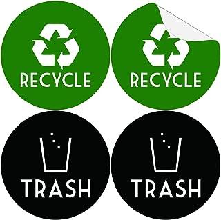 FOAL Recycle Trash Bin Logo Sticker - 4