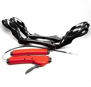 Eskimo 8978 Replacement Handle BAR CAST Aluminum Complete KIT