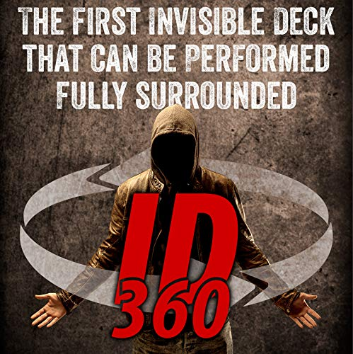SOLOMAGIA ID 360 - The 360 Degrees Invisible Deck