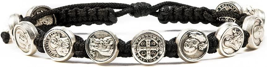 My Saint My Hero Saints & Heroes Bracelet
