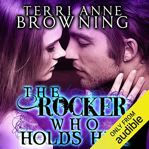 The Rocker Who Holds Her audiobook cover art