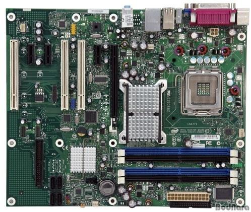INTEL DG965RY Intel DG965RY Placa base, soporte Intel Core 2 Duo/Pentium Dua