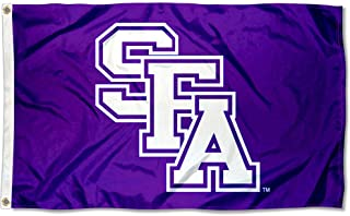 College Flags and Banners Co. Stephen F. Austin Lumberjacks SFA Logo Flag
