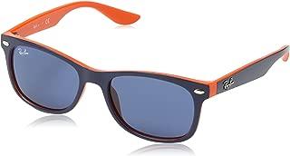 Ray-Ban Unisex-Child RJ9052S Rj9052s New Wayfarer Kids Sunglasses