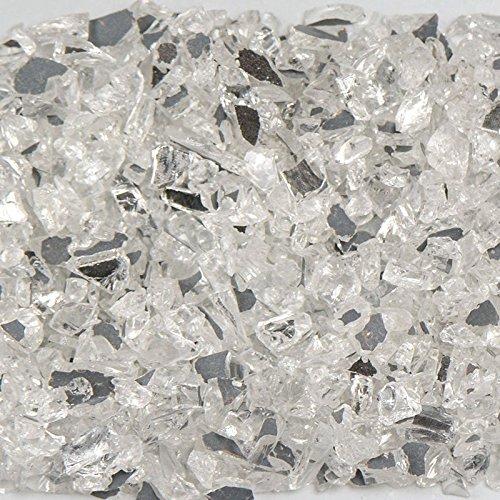 Mirror Terrazzo Glass - American Specialty Glass – Flooring, Countertop, Concrete, Terrazzo Glass - 10 LB, Size 0