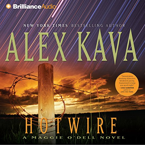 Hotwire audiobook cover art