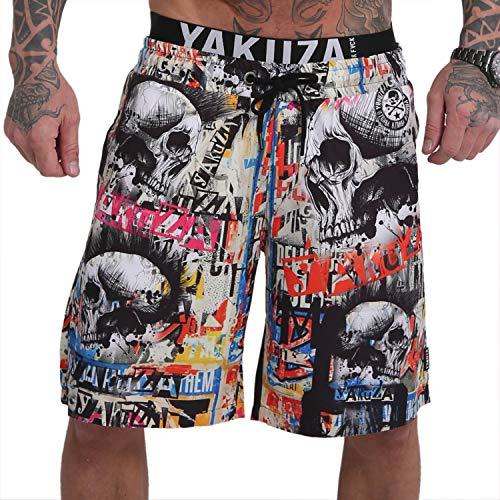Yakuza Herren Sick Allover Boardshorts