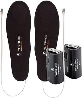 Thermic - Set di solette riscaldate + batterie C pack 1300