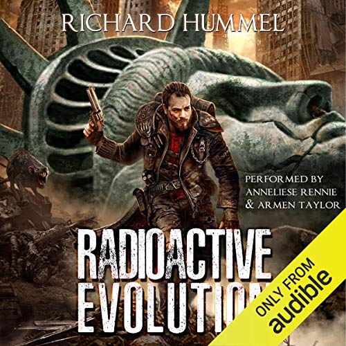 Couverture de Radioactive Evolution