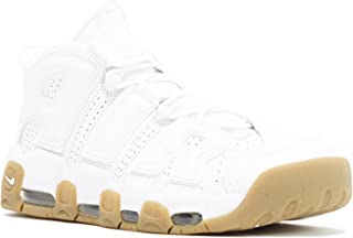Nike Air More Uptempo (Gum) White/White-BMB-Gm Lght BRWN
