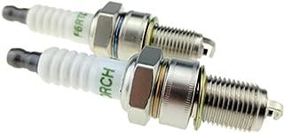 zt truck parts 2 Pieces Spark Plug Set for Joyner 650 Commando,Sand Spider, Sand Viper, Goka, Saito