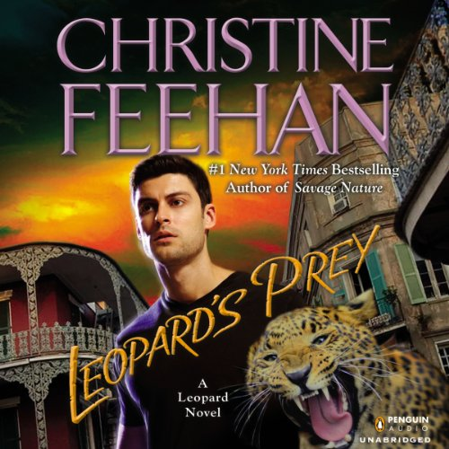 Leopard's Prey audiobook cover art