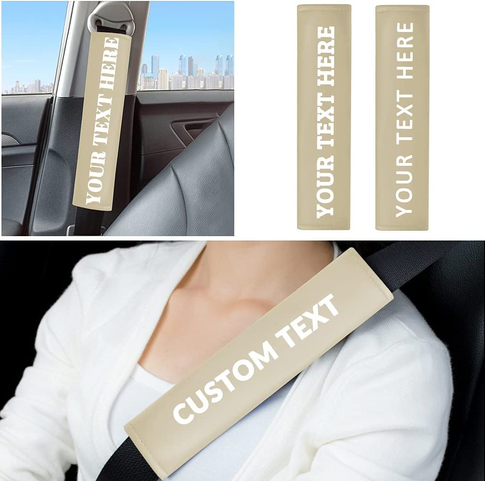 Yajomi 2PCS Car Seat Belt Covers Max 56% Fixed price for sale OFF Fit for Evanda Blazer Chevrolet