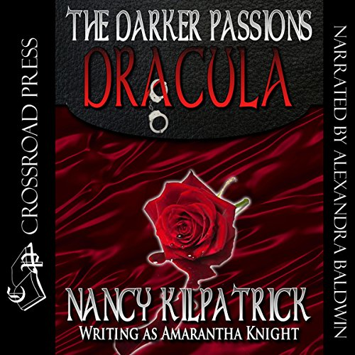 The Darker Passions: Dracula audiobook cover art
