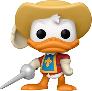 Funko Pop! Disney: The Three Musketeers - Donald Duck, 2021 Wonderous Con Exclusive