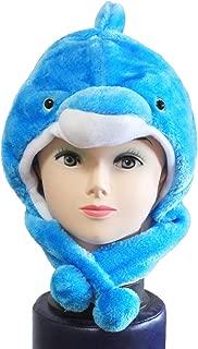 amaletPlay 着ぐるみ 帽子 動物 シリーズ イルカ