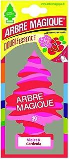 Abremagique 1710548 Lufterfrischer Wunderbaum Voilet & Gardenia, Pink