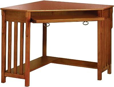 Amazon.com: Muebles de salón CJC mesas de escritura ...