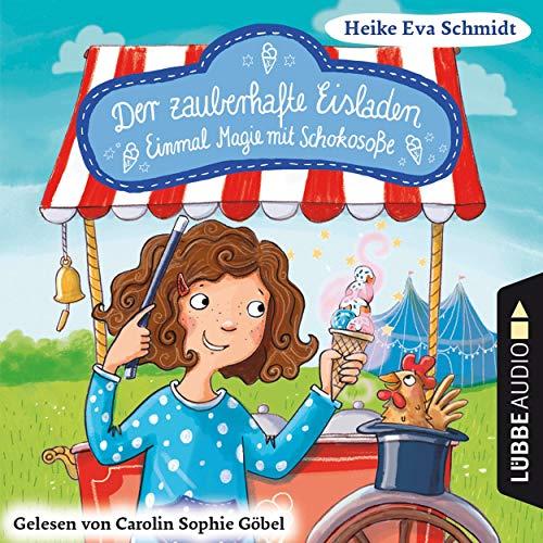 Page de couverture de Einmal Magie mit Schokosoße