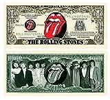 American Art Classics Pack of 5 Bills - Rolling Stones...