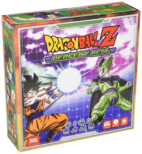 dragon ball z board game - 4