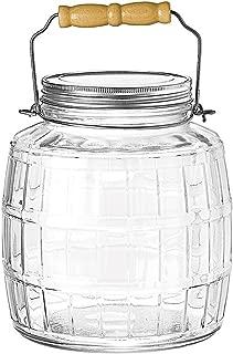 Best vintage large pickle jar Reviews