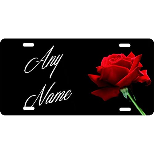 Front Tags Cars Amazon Com