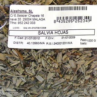 SALVIA HOJAS - bolsa 250 gr