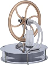 Pangding Low Temperature Stirling Engine Motor Steam Heat Education Model Craft Toy Gift for Kids