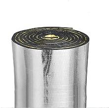 LIOOBO 2 unids Ruido de Coche Ruido m/ás letal amortiguamiento Aislamiento t/érmico Estera Impermeable y Resistente a la Humedad Espuma de absorci/ón de Sonido 30 x 50 cm