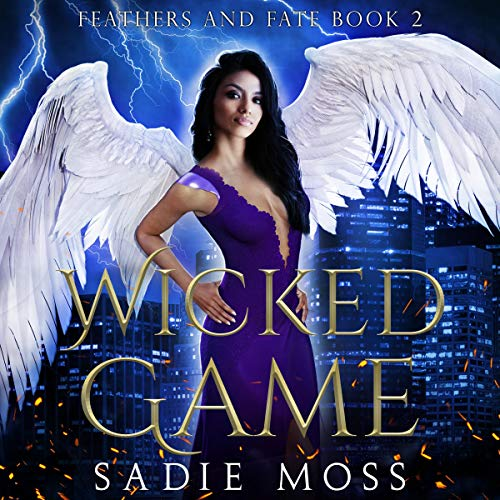 Wicked Game (A Reverse Harem Paranormal Romance) cover art