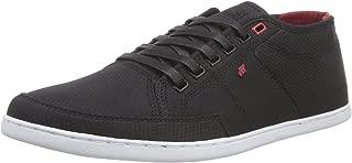 Fresh Box Boxfresh Sparko Black Red Rip Nylon Mens Trainers Shoes