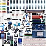 UNIROI Kit de Mega2560 Compatible para ArduiIDE, Kit de Inicio Más Completo con...