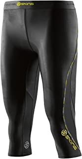 SKINS DNAmic Womens 3/4 Tights - Black - Small