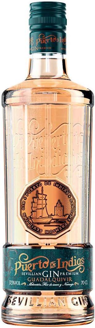 Puerto de Indias Botella 0,70 L Gin Pdi Guadalquivir 37,5% - 700 ml