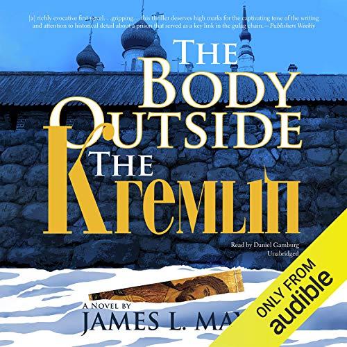 The Body Outside the Kremlin cover art