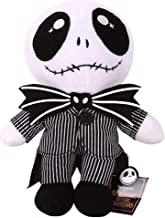 Beatrbior Jack The Pumpkin King Nightmare Before Christmas Plush Jack Baby Christmas Toys (25cm)