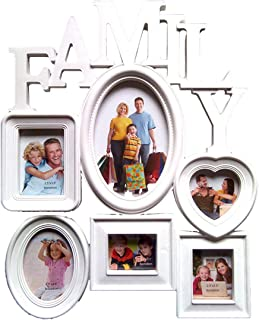 38x31cm Conjoined Photo Frame Family Memorial Photo Frame Wedding Wall Hanging Picture Frame