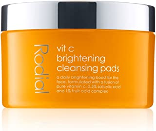 Rodial Pure Vitamin C Formulated Brightening Cleansing Pad - 50 Pads