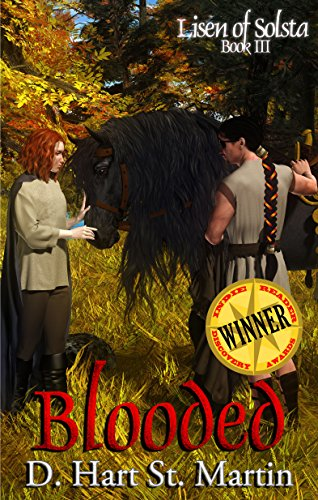 Blooded (Lisen of Solsta Book 3) (English Edition)