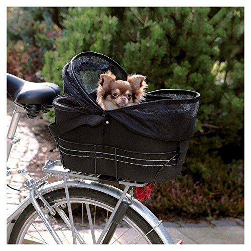 【ALLFORWAN'sLIFE】ドイツTRIXIE 自転車に取り付けるキャリーバッグ!ドイツTRIXIE バスケットバイシクルキャリーバッグ